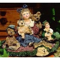 Boyds Bear Country (Boyds Bears Kelly And Company...The Bear Collector Retired 3542)