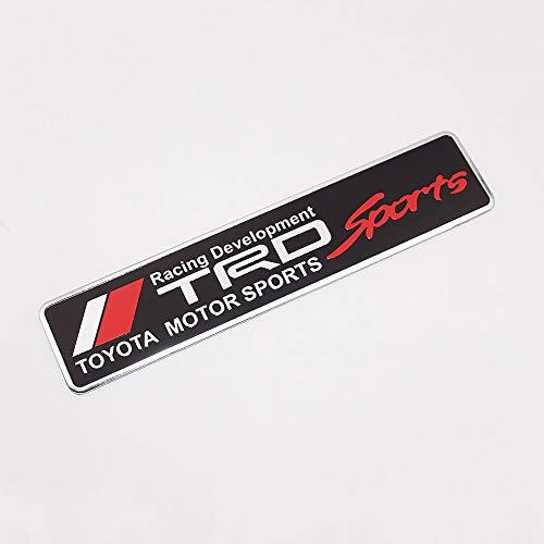 (US85 Auto TRD Racing Development Sports Emblem Badge Sticker Decal for Toyota (Motor Sports))