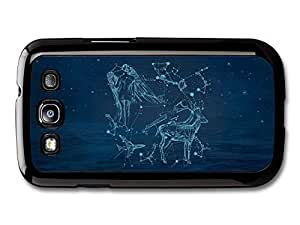 AMAF ? Accessories Coldplay Ghost Stories Album Artwork Zodiac and Sea case for Samsung Galaxy S3