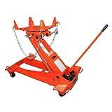 Esco 10812 2.2 Ton Heavy Duty Transmission Jack, 4,400 lb Capacity