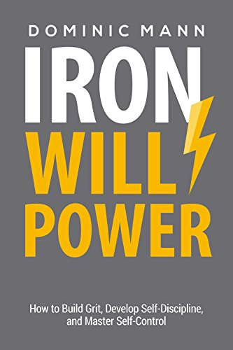 How To Develop Will Power Ebook