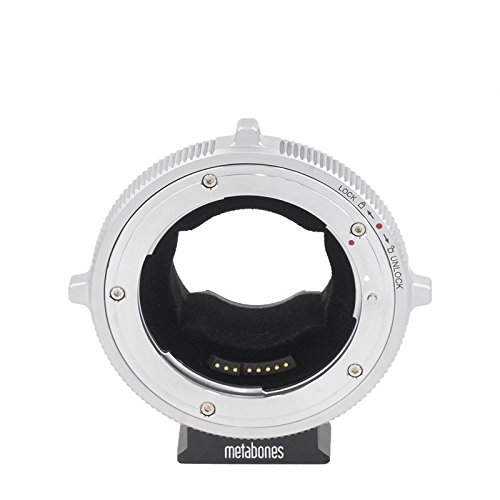 Metabones Canon EF/EF-S Lens to Sony E Mount T CINE Smart Adapter - 5th Generation by Meta Bones