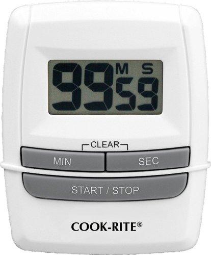 Springfield Precision Cook Rite Digi Master Timer