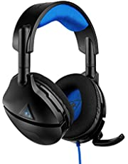 Turtle Beach Stealth 300 Gaming Headset for PS4, Blue/Black