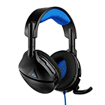 Turtle Beach Stealth 300 Amplified Gaming Headset for PS4 and PS4 Pro - PlayStation 4