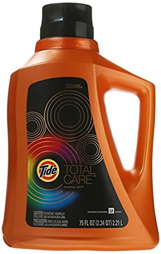 Tide Total Care Renewing Rain 75 Fl Oz (2.34 Qt) 2.21 L