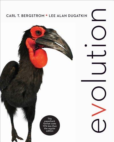 Evolution by Carl T. Bergstrom (2012-02-08)