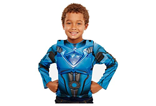 Power Rangers Deluxe Ranger Dress Up Shirt and Chest Armor -