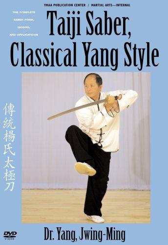 (Taiji Saber Classical Yang Style)