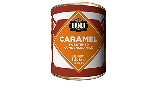 Caramel Sweetened Condensed Milk with easy opener 12 pack: Amazon.com: Grocery & Gourmet Food