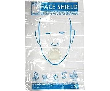 Amazon.com: Resucitación boca a boca protección Reanimación ...