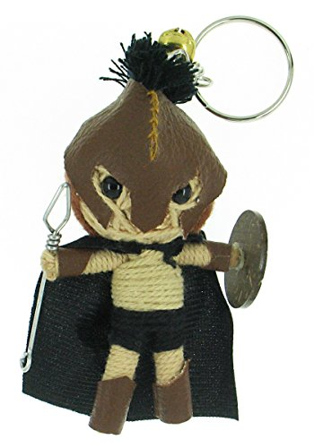 [300 Gerard Butler Voodoo String Doll Keyring Keychain] (Voodoo Doll Costume Child)