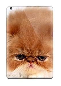 Brand New Mini/mini 2 Defender Case For Ipad (exotic Cat )