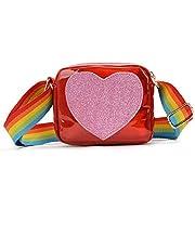 Kids Toddler Play Crossbody Bags Handbag Purses for Little Girls Children