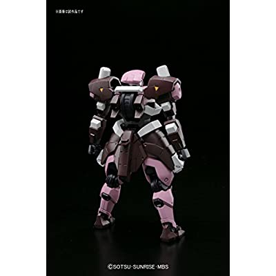 Bandai Hobby HG Hyakuren Amida Use Gundam IBO Building Kit (1/144 Scale): Toys & Games