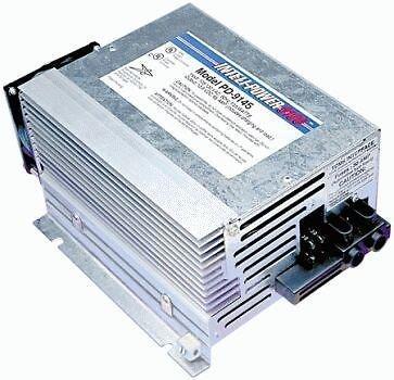 RV Inteli-Power 9100 Converter/Charger 45 Amp Progressive Dynamics PD PD9145AV Inteli Power Converter