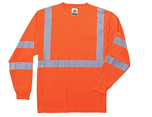 GloWear 8391 Visibility Orange Reflective
