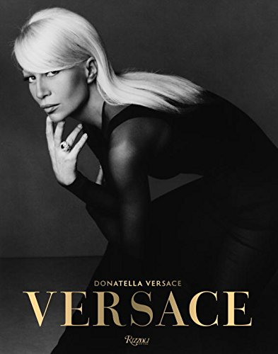 Fashion books...Donatella Versace