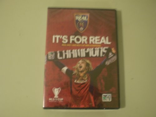 - It's For Real - Real Salt Lake MLS Cup 2009 Champions