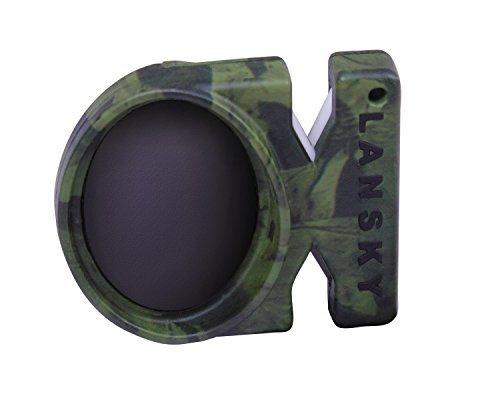 Lansky Quick Fix-Camo Pocket Sharpener LCSTC-CG Lcstc Quick Fix