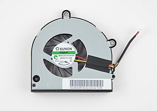 MF60120V1-B100-G99 New Toshiba Satellite A660 A665 L670 L675 Laptop Cpu Cooling Fan