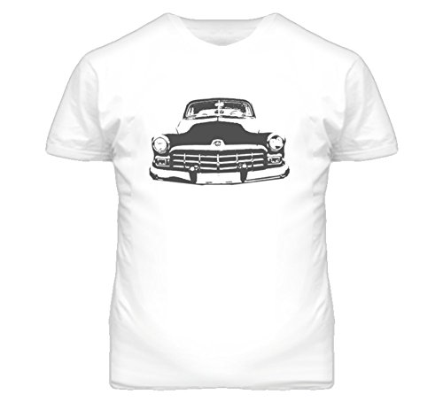 CarGeekTees.com 1950 Mercury Monarch Grill T Shirt XL (Monarch Grills)