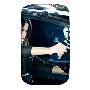 Bernardrmop Slim Fit Tpu Protector KlygKFS2187mhsyL Shock Absorbent Bumper Case For Galaxy S3