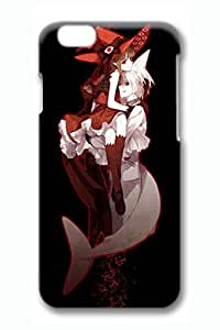 Anime Handsome Boy 04 Cute Hard Cover For iPhone 6 Plus Case ( 5.5 inch ) PC 3D Cases