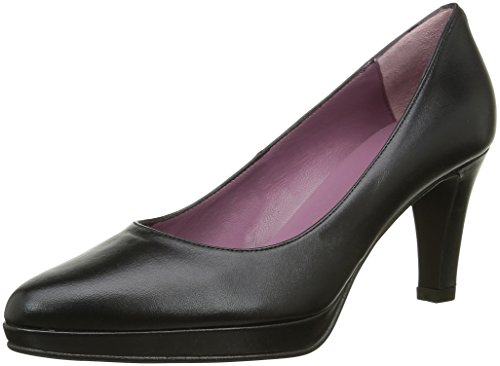 Studio Paloma 17044, Women's Court Shoes Noir (Tibet Black)