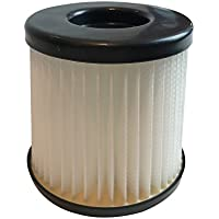 Think Crucial Replacement for Dirt Devil Style F62 HEPA Style Filter Fits Royal & Featherlite Vacuums, Compatible With Part # 440001893
