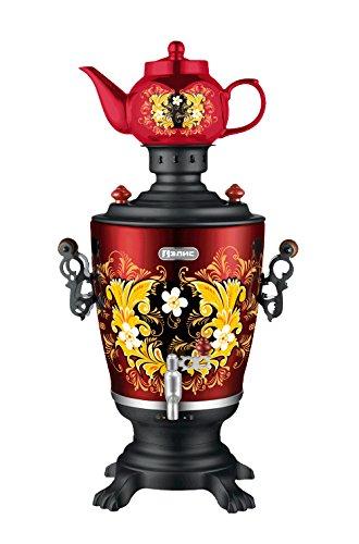 Russian Modern Electric Samovar Teapot Set Art Design | Tea Kettle Teakettle