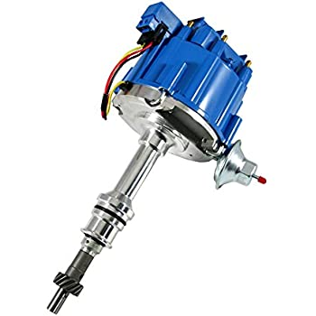 Amazon com: Ford Small Block 289-302 50K HEI Distributor: Automotive