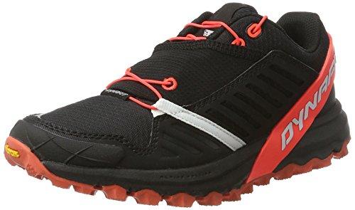 Dynafit Alpine Pro W, Zapatillas de Running para Asfalto para Mujer Negro (Black/Fluo Coral)