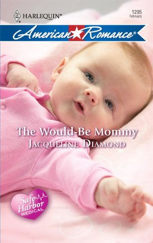 book cover of The Would-Be Mommy