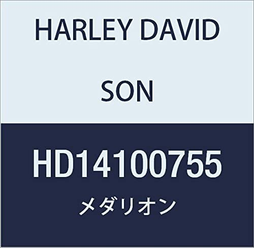 ハーレーダビッドソン(HARLEY DAVIDSON) MEDALLION,RH-F'TANK HD14100755