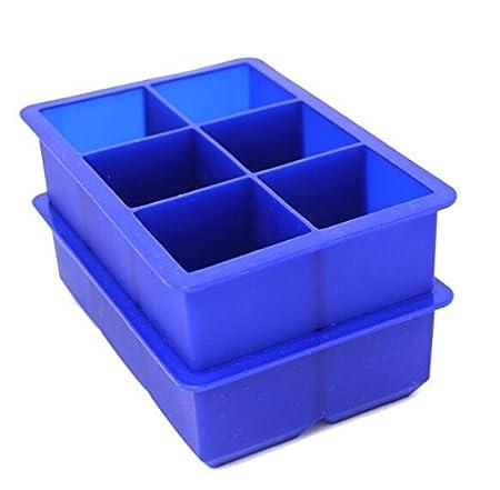 iLife para cubitos de hielo bandejas - 2 unidades - 2, cubos de ...