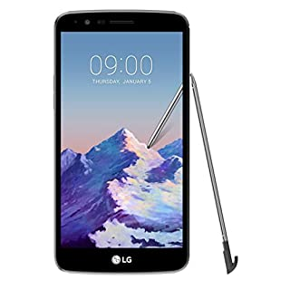 "LG Stylo 3 Plus MP450 4G LTE 32GB Android 7.0 Nougat 5.7"" Titanium Gray GSM Unlocked"