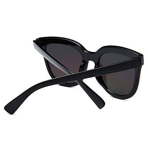 Bright Black Godea para sol And de Gafas mujer Red Mercury fqPPwYX