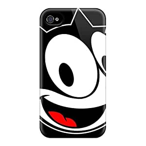 iphone 6 Case Slim [ultra Fit] Felix The Cat Cartoon Protective Case Cover