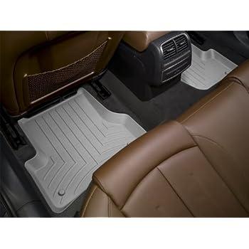 Amazoncom WeatherTech Custom Fit Front FloorLiner for Jeep
