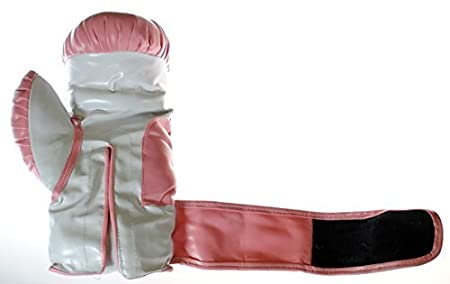 TRIPLE THREAT Quick Strap Fitness Training Boxing Gloves