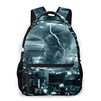 Boys Grils Rucksacks Back To School Gift, Bookbag Casual College School Daypack Travel Hiking & Camping Rucksack, Casual Daypack Climbing Shoulder Bag Multipurpose Anti-Theft Large Capacity Bag