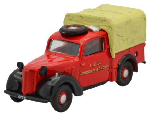 1/76 オースチン ティリー ロンドン 消防車 OX76TIL05