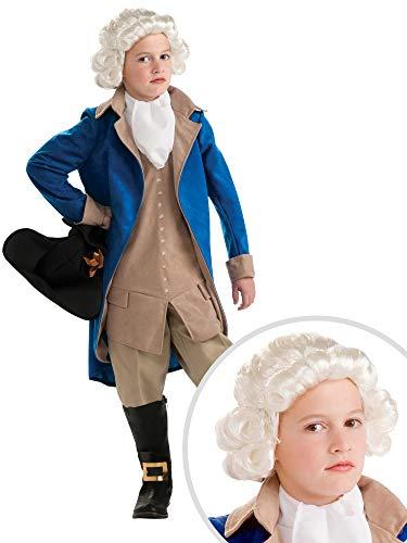 George Washington Costume Kit Kids Large With -