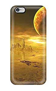 Snap-on Space Art Case Cover Skin Compatible With Iphone 6 Plus