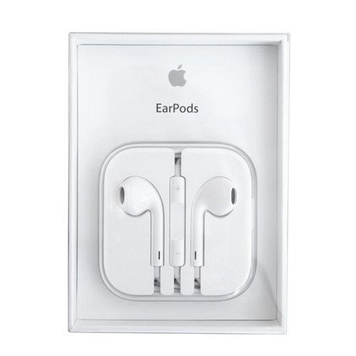 Price comparison product image EarPods with 3.5 mm Headphone Plug - White