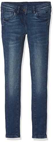 Blue Skinny Jeans TAILOR Denim TOM Niñas Dark para Tregging 1095 Blue Stone Azul KIDS qgw4Z