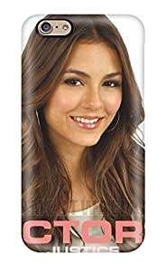 Awesome Design Victoria Justice Hard Case Cover For Iphone 6