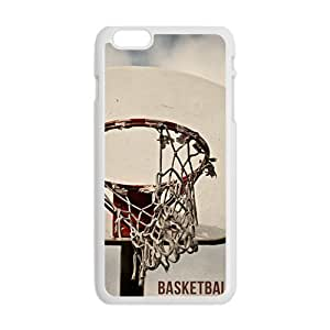 Cool Painting basketball never stops Phone Case for Iphone 6 Plus