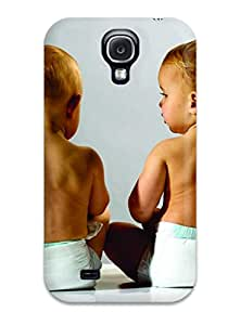 Kara J smith's Shop Hot Cute Babies Playing Durable Galaxy S4 Tpu Flexible Soft Case